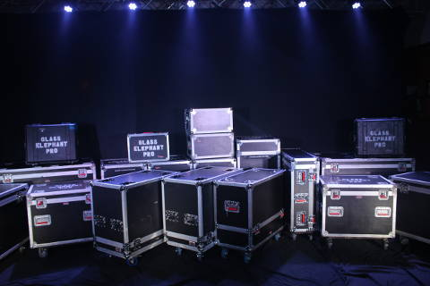 Glass Elephant Flight Cases