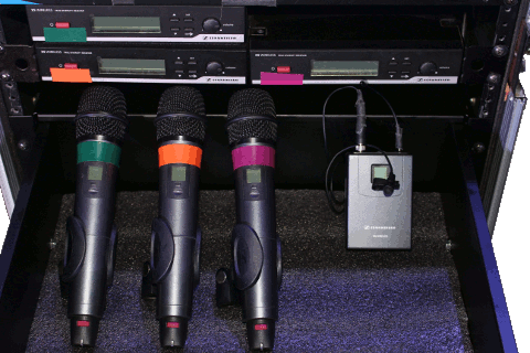 Sennheiser XS Wireless Mics